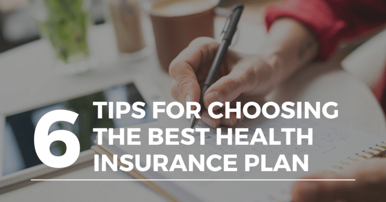 how to choose health insurance