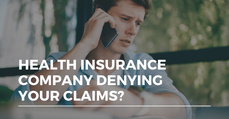 insurance denying claims