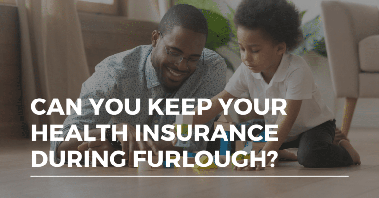 health insurance during furlough