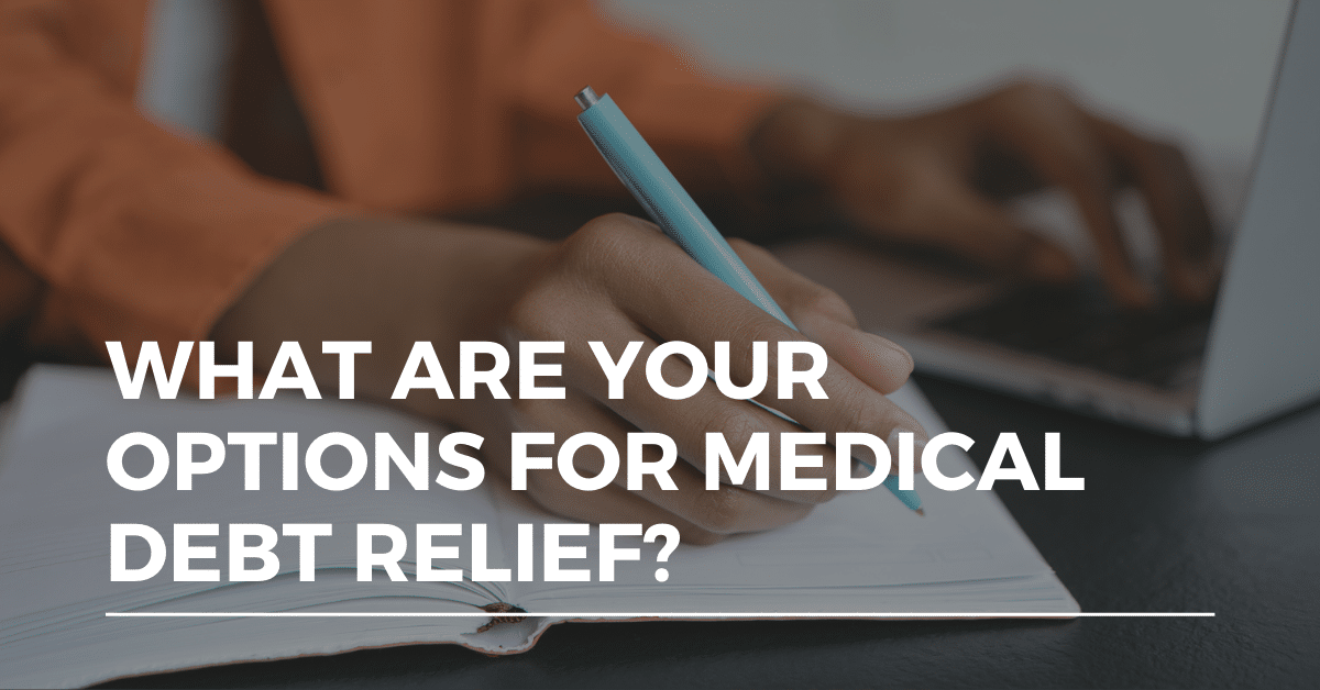 medical debt relief