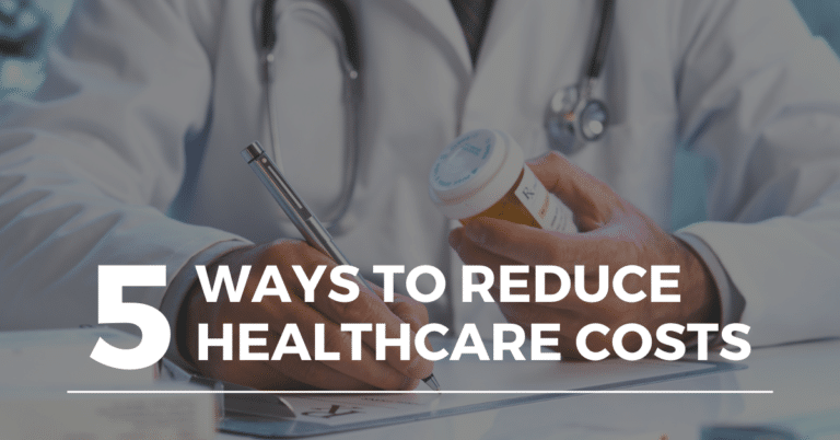reduce healthcare costs