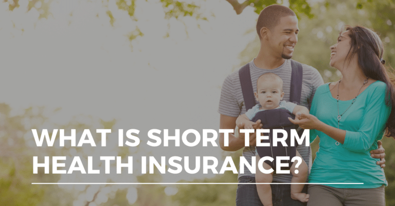 what is short term health insurance