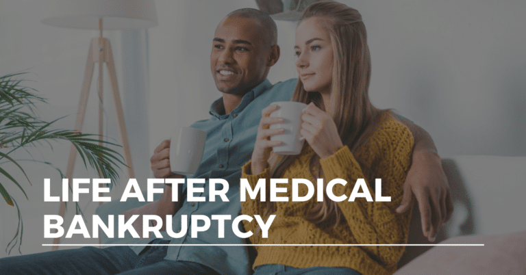 what happens after bankruptcy