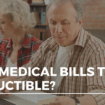 are medical bills tax deductible?