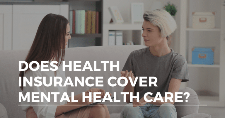does health insurance cover mental health care