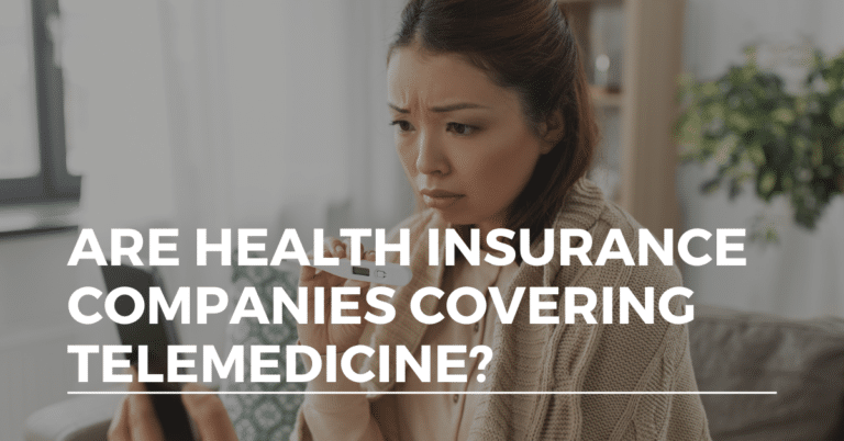 health insurance companies covering telemedicine