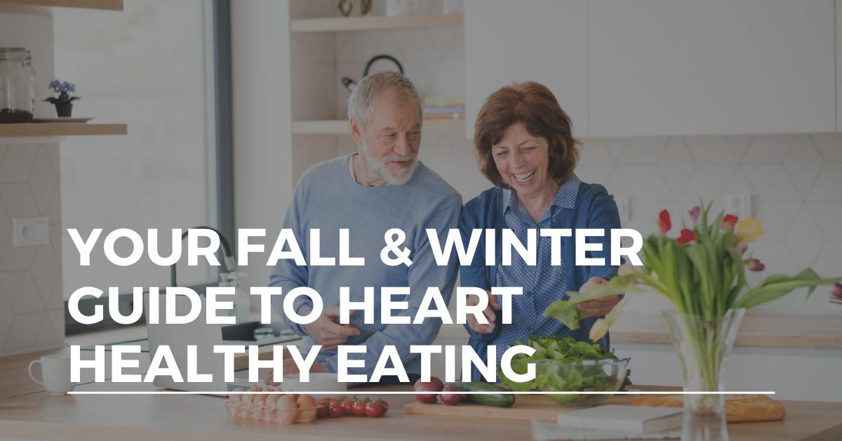 heart healthy eating