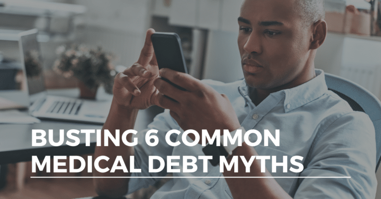 medical debt myths