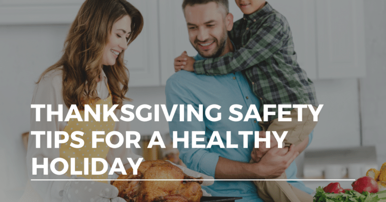 thanksgiving safety