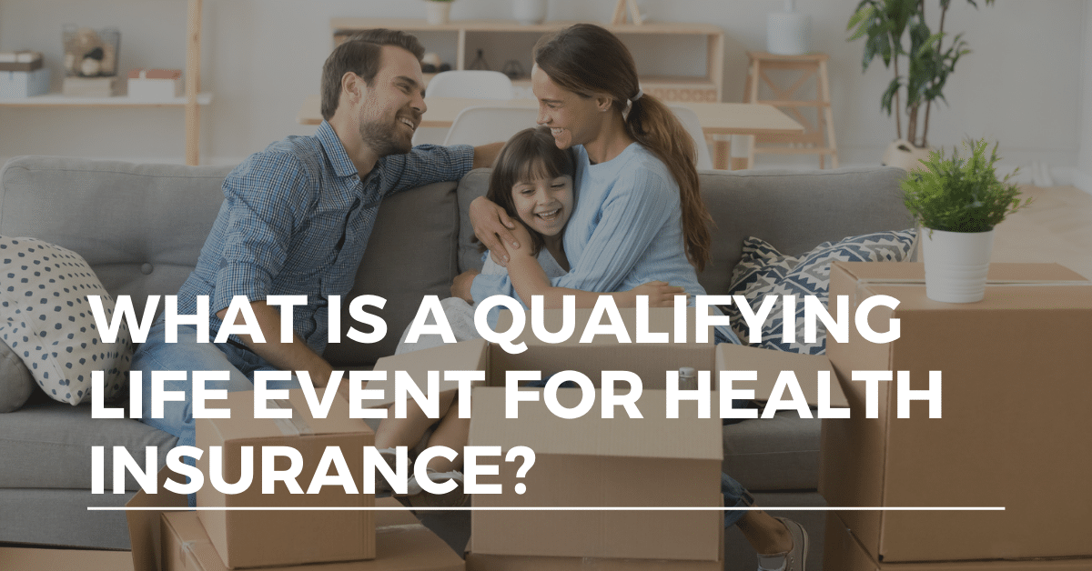 what is a qualifying life event
