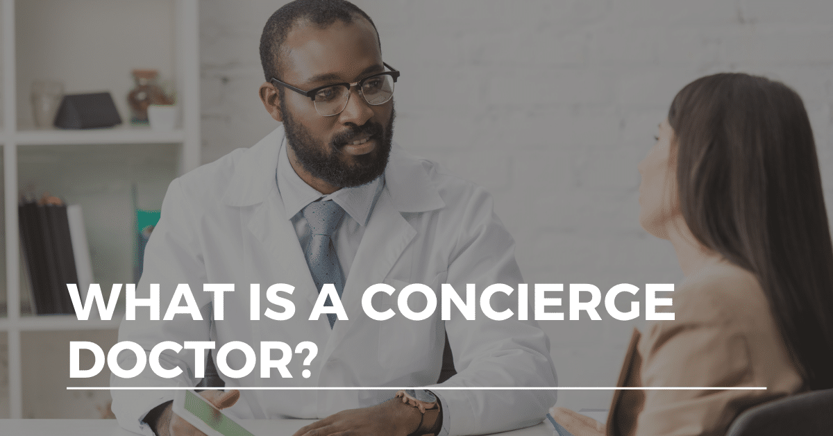 concierge doctor